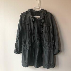 Jackets & Blazers - Grey Jacket
